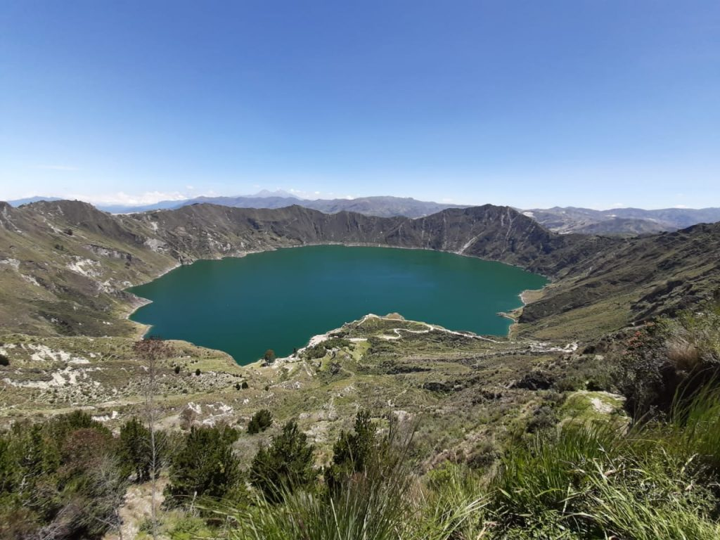QUILOTOA NATURAL AND HIKE