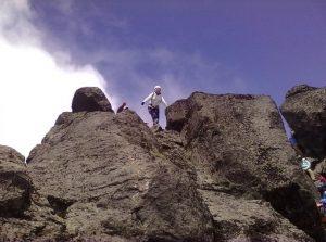 Walking Aclimatization – Guagua Pichincha volcano