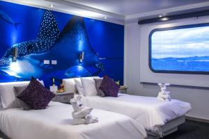 crucero Camila - galapagos